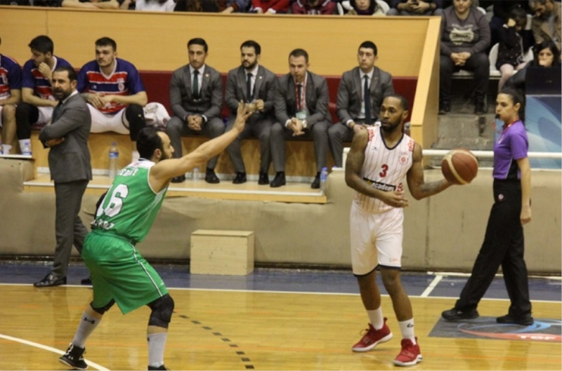 Basketbolda TBL ikincisini Yendik 95-92